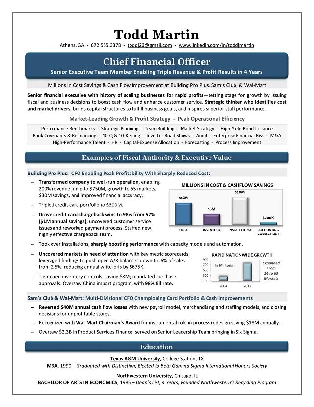 Executive Resume Writer Laura Smith-Proulx | Award-Winning CFO ...
